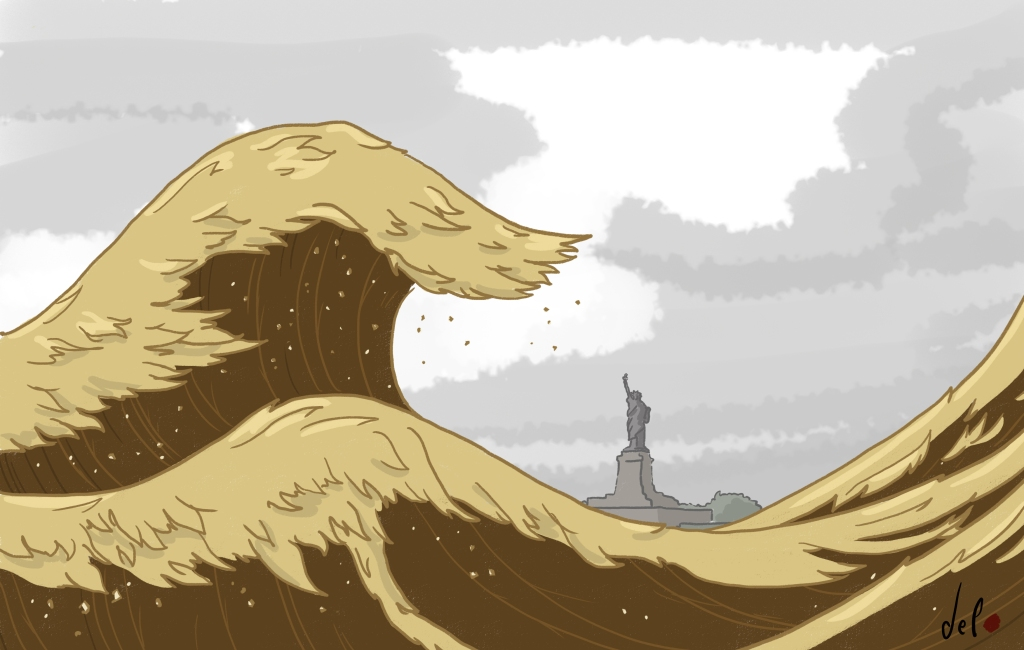 The Big Wave of Trump