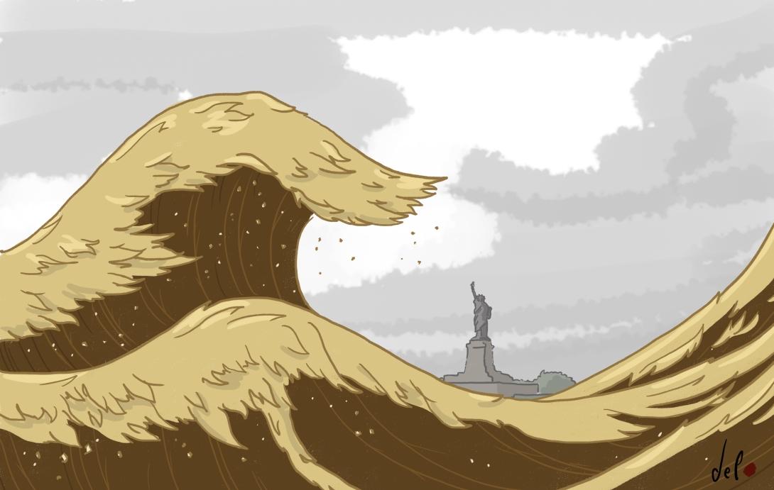 The Big Wave of Trump